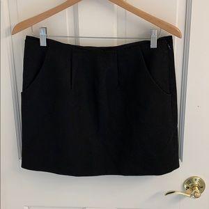JCrew Wool Skirt Size 6